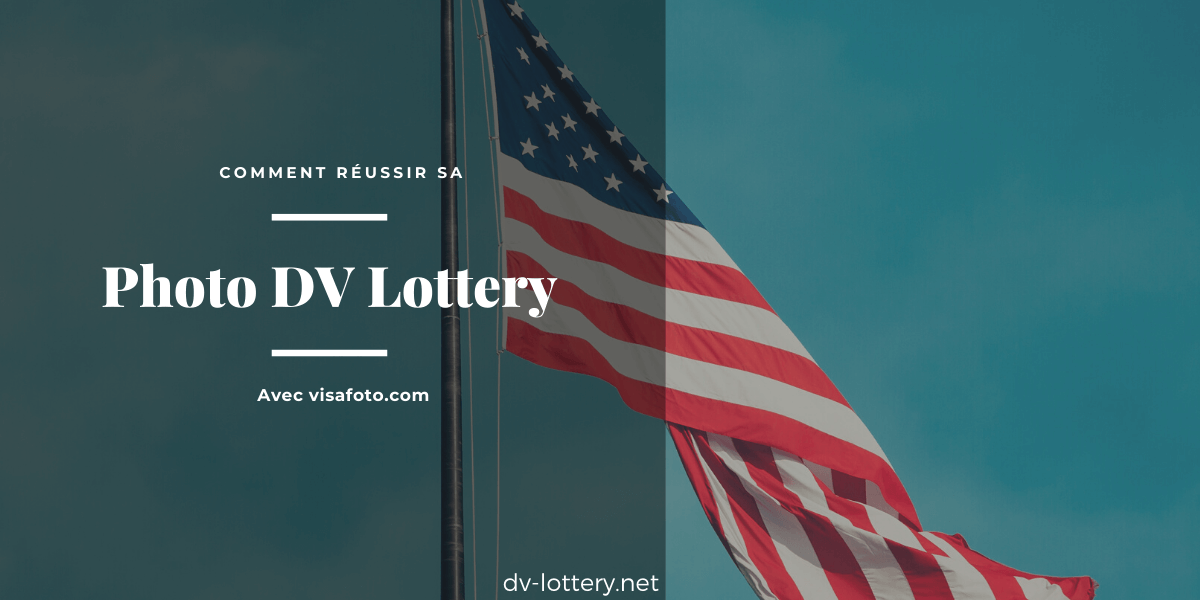photo dv lottery avec visafoto